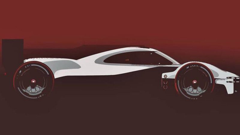 Porsche se asocia con Penske para ganar Le Mans