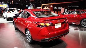 Nissan Versa 2020, llegará a México en el  tercer cuatrimestre del año