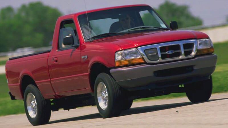 ¡En tu cara F-150 Lightning! La primera pickup eléctrica de Ford fue una Ranger