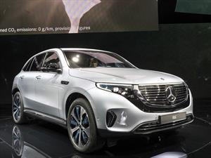 Mercedes-Benz EQC inicia la gama electrificada de la marca