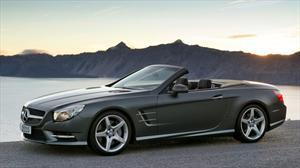 Mercedes-Benz SL 2013 debuta en el Salón de Detroit 2012