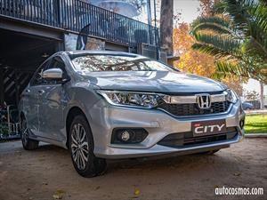 Honda City 2017, el mini-Civic se renueva desde $10.490.000