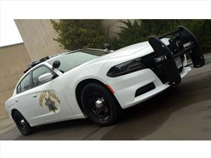 Dodge Charger Pursuit es la nueva patrulla de la California Highway Patrol