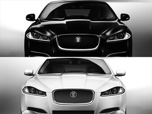 Jaguar XF Black and White: sólo para Colombia