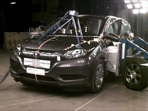 Honda CR-V 2016 obtiene 5 estrellas en pruebas de la NHTSA