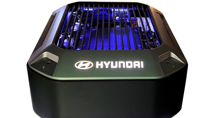 Celdas de combustible de hidrógeno no solo se utilizan en autos