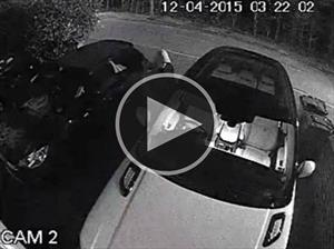 Video: Roban auto en sólo 30 segundos