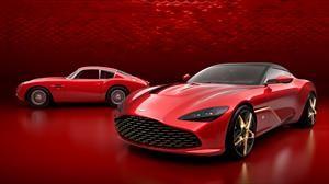 Aston Martin DBS GT Zagato, celebrar es algo hermoso