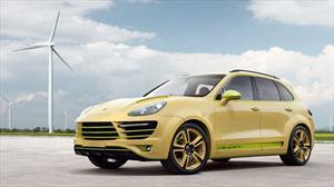 TopCar presenta Porsche Cayenne Vantage 2 Lemon