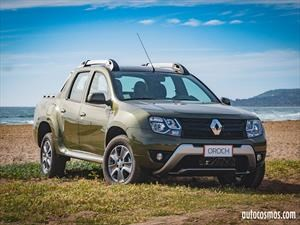 Renault Oroch 2018 en Chile, aventura para todos