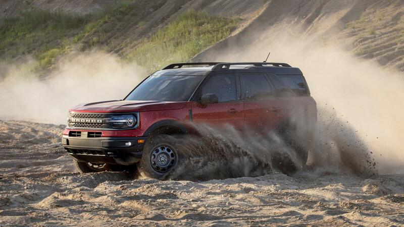 La edición especial de lanzamiento del Ford Bronco Sport 2021, se agota en tan solo unos minutos