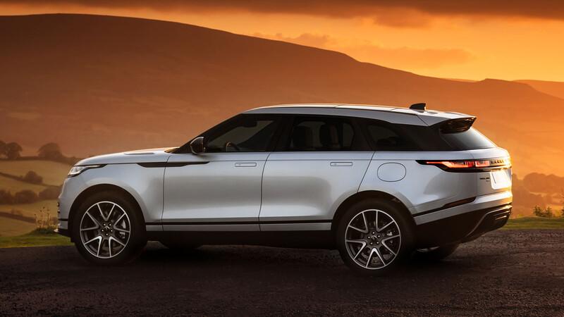 Range Rover Velar, otro que se electrifica