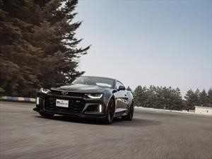 Chevrolet Camaro ZL1 2019, toda una bestia