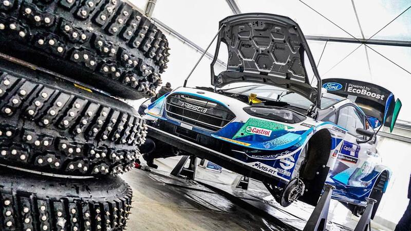 WRC: Se viene la era híbrida