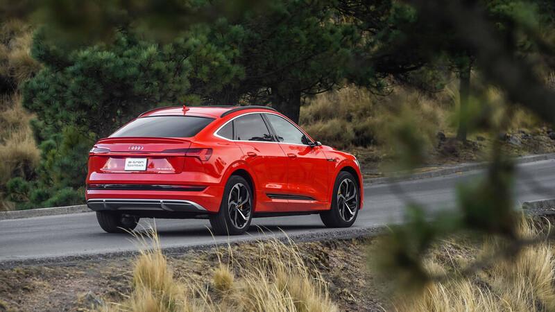 Audi e-tron Sportback 2021 llega a México, extremadamente tecnológico