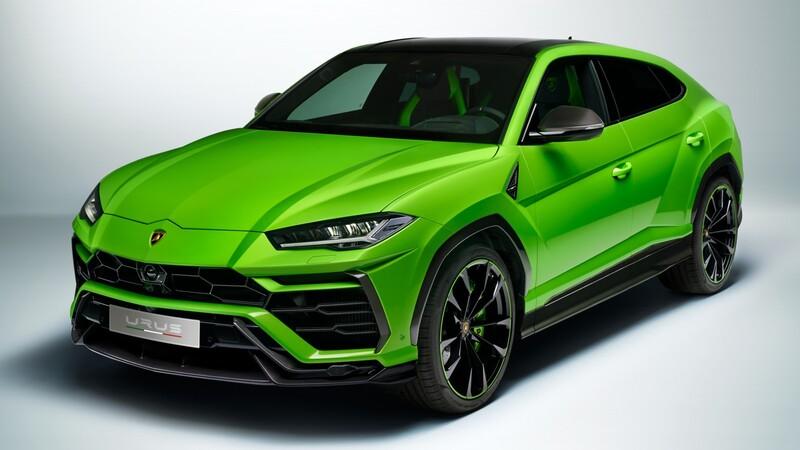 Lamborghini Urus Pearl Capsule aparece con tuning de fábrica