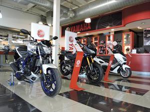 Yamaha presenta nuevos modelos en Chile