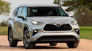 Toyota Highlander 2020 debuta