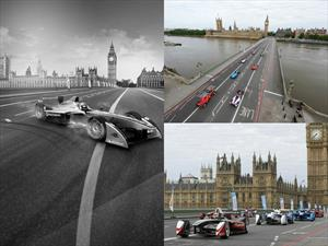 Los últimos detalles de la Fórmula E que arranca en Septiembre