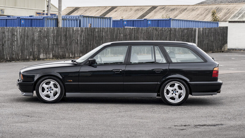 Murió su perro y pone a la venta este BMW M5 Touring de 1996