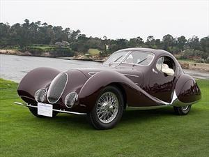 Estos son los finalistas al mejor auto clásico del mundo