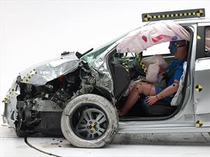 Chevrolet Sonic 2015 obtiene Top Safety Pick del IIHS