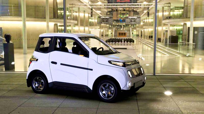 REMC ZETTA, el auto eléctrico más barato del mundo es de origen ruso