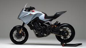 Honda CB4X es una motocicleta bipolar