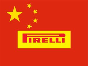 Pirelli está a punto de ser china