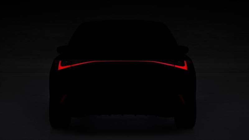 Lexus IS, la firma nipona nos sorprenderá con un nuevo sedán en 2021