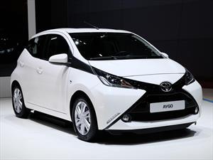 Toyota AYGO se presenta