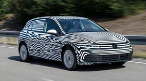 Volkswagen Golf Mk8: casi listo para su estreno