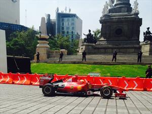 Ferrari Street Demo se presenta en la CDMX