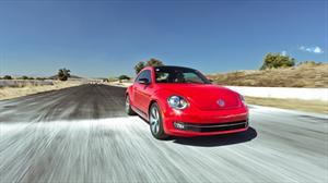 VW Beetle Turbo 2012 a prueba
