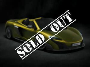 McLaren 675LT Spider ¡sold out!