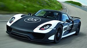 El Porsche 918 Spyder será una realidad en el 2013