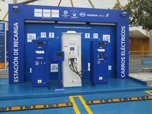 Ya está en funcionamiento la Primera Electrolinera pública en Colombia