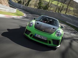 Porsche 911 GT3 RS, la herencia viva en Nürburgring