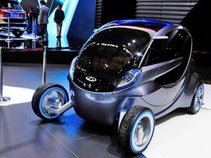Chery producirá un pequeño vehículo eléctrico