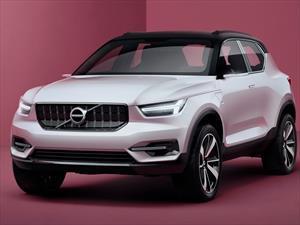 Volvo 40.1 y 40.2 se presentan