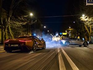 $37 millones de dólares en autos destruidos en Spectre, la nueva película de James Bond