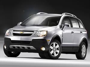 Chevrolet sigue mirando a todos desde arriba