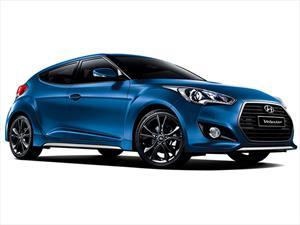 Hyundai Veloster 2016 estrena nueva transmisión de 7 cambios de doble clutch