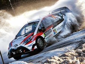 WRC: Latvala y Toyota triunfan en Suecia