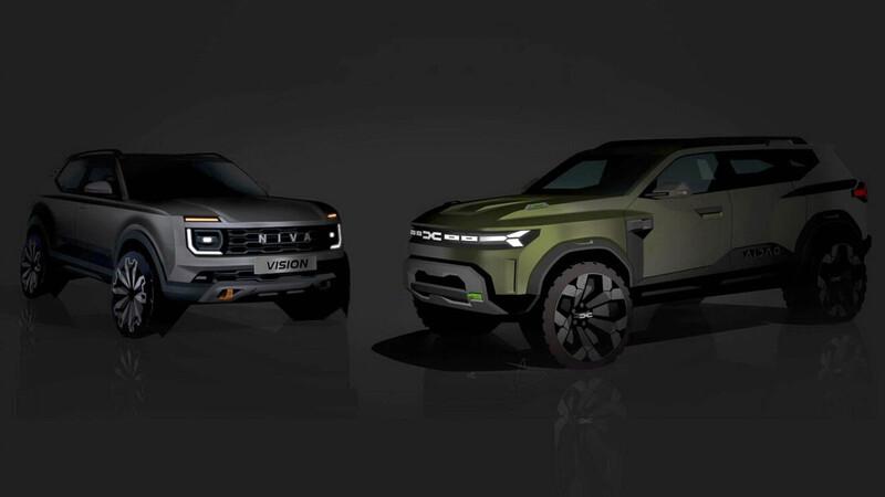 El próximo Lada Niva se venderá en Latinoamérica ¿con el logo de Renault?