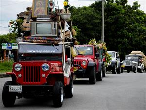 """Jeep sigue trabajando de la mano de los """"yiperos"""""""