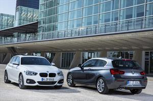 BMW Serie 1 2016 llega a México desde $444,900 pesos