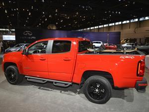 Chevrolet Colorado GearOn Edition 2015, ideal para la aventura