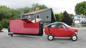 Aerocar: La historia del auto volador de 1956
