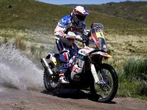 Dakar 2014: Pedrero y López dieron espectáculo. Carlos Sainz, puso orden